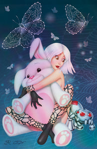 WHITE WIDOW EASTER FOLIO SET