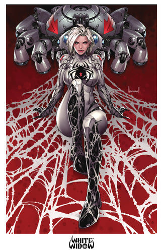 11x17 Print - White Widow #1 - Kael Ngu 01