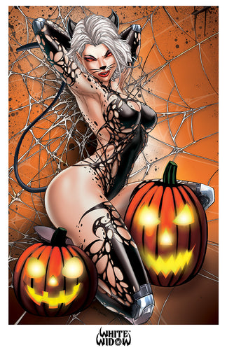 11x17 Print - White Widow #1 - Jamie Tyndall 21