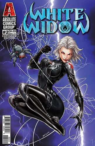 WW02B2 - White Widow #2 EXTENDED EDITION Comic Book - Retail Main Edition