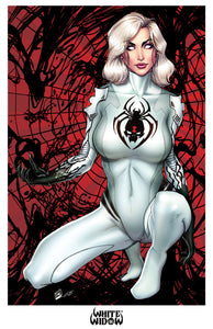 11x17 Print - White Widow #2 - Ryan Kincaid 01