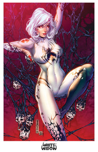 11x17 Print - White Widow #3 - Mike Debalfo 01