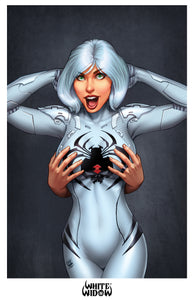 11x17 Print - White Widow #3 - Ryan Kincaid 01