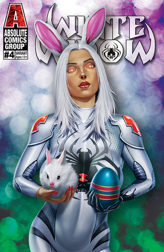 WW04EA - White Widow #4 - Easter 2020 Trade Edition