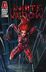 WW04J - White Widow #4 - Blood Widow Unbound