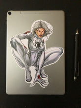 Load image into Gallery viewer, White Widow Super Sticker - Collection 01