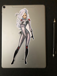 White Widow Super Sticker - Complete Collection