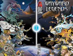 WL01A - WAYWARD LEGENDS #1 -  RETAIL MAIN