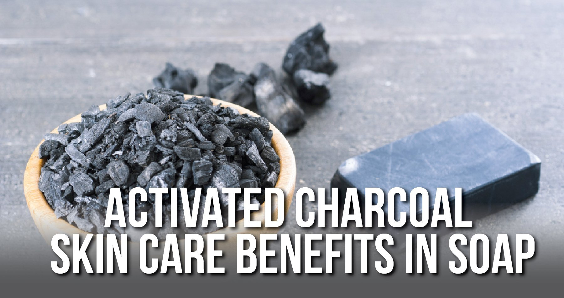 Detoxifying Activated Charcoal Skin Benefits | iHeart Nature