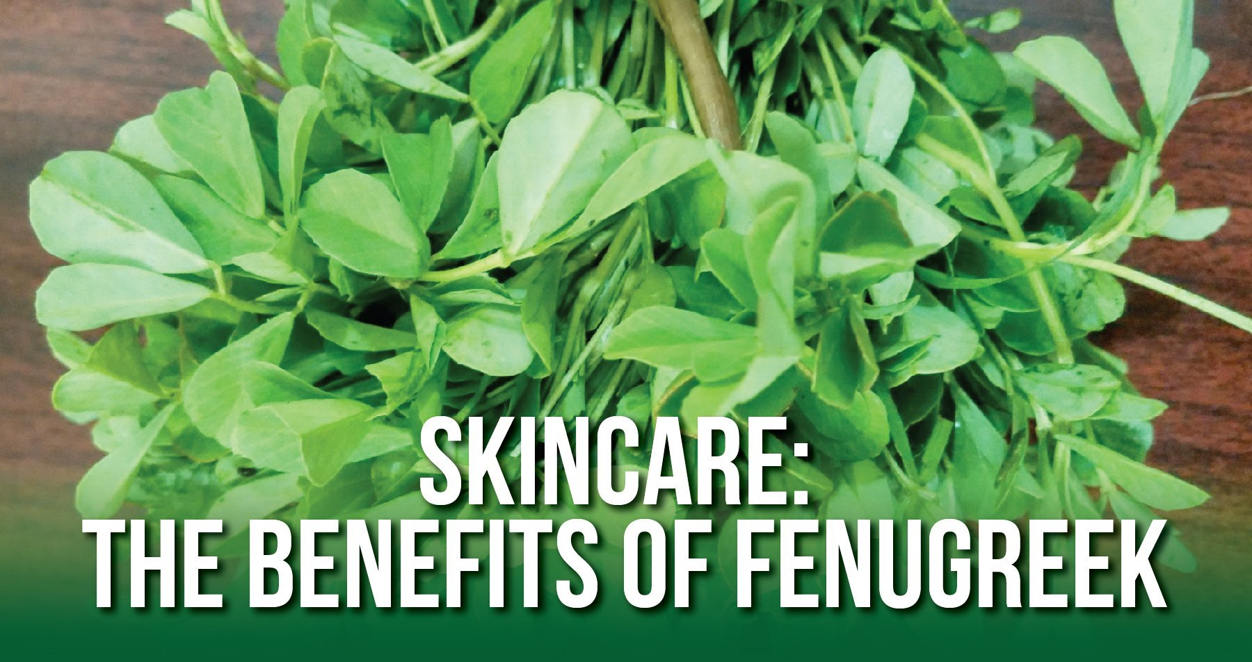 Fenugreek Skin Benefits: Get Your Fenugreek On | iHeart Nature