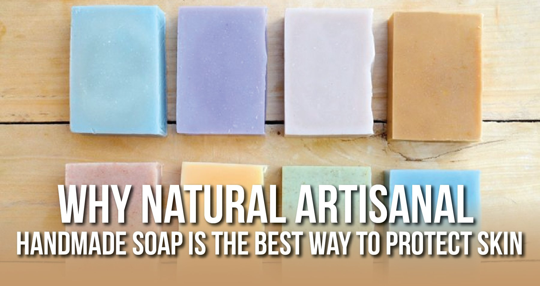 Natural Artisanal Handmade Soap - Reap What You Soap | iHeart Nature