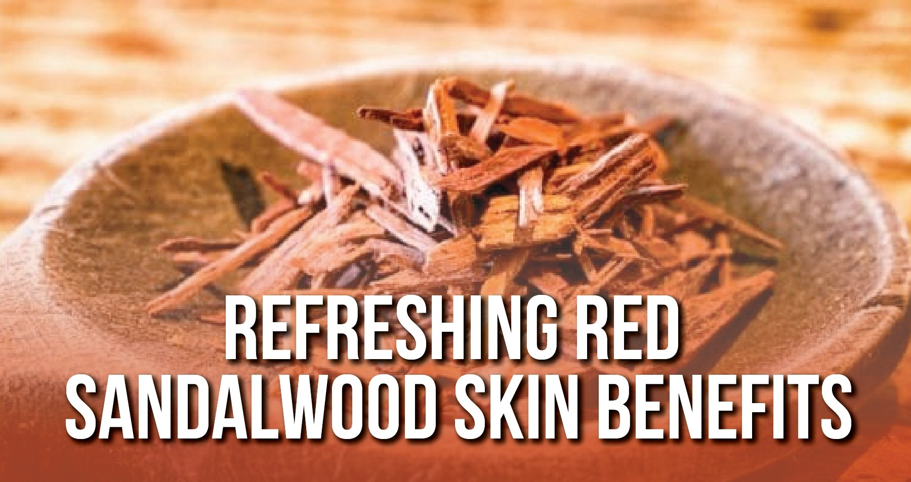 Red Sandalwood Powder For Skin: A Natural Solution for Everyday Skin Problems | iHeart Nature