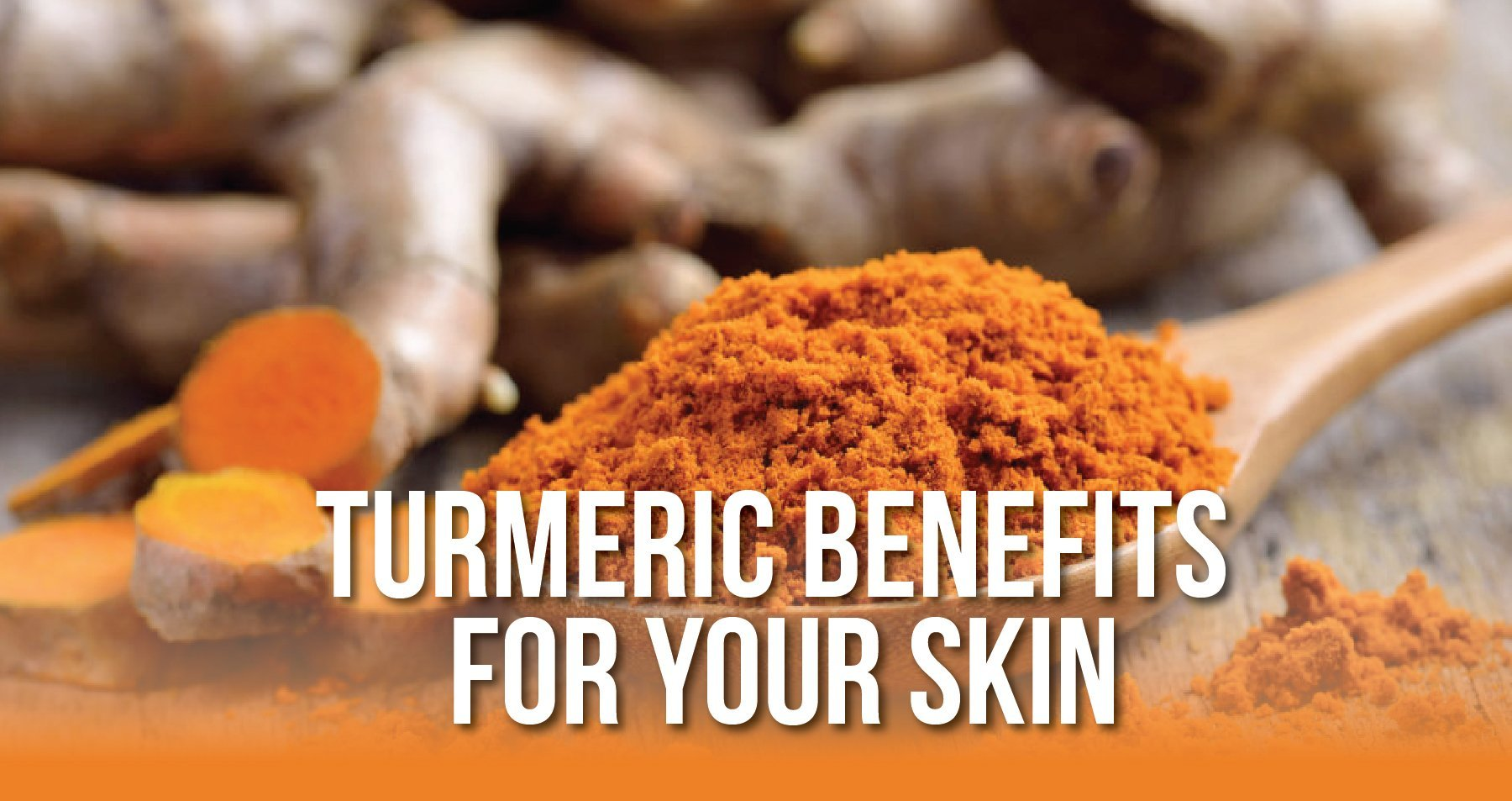 Turmeric Skin Benefits That Will Surprise You | iHeart Nature