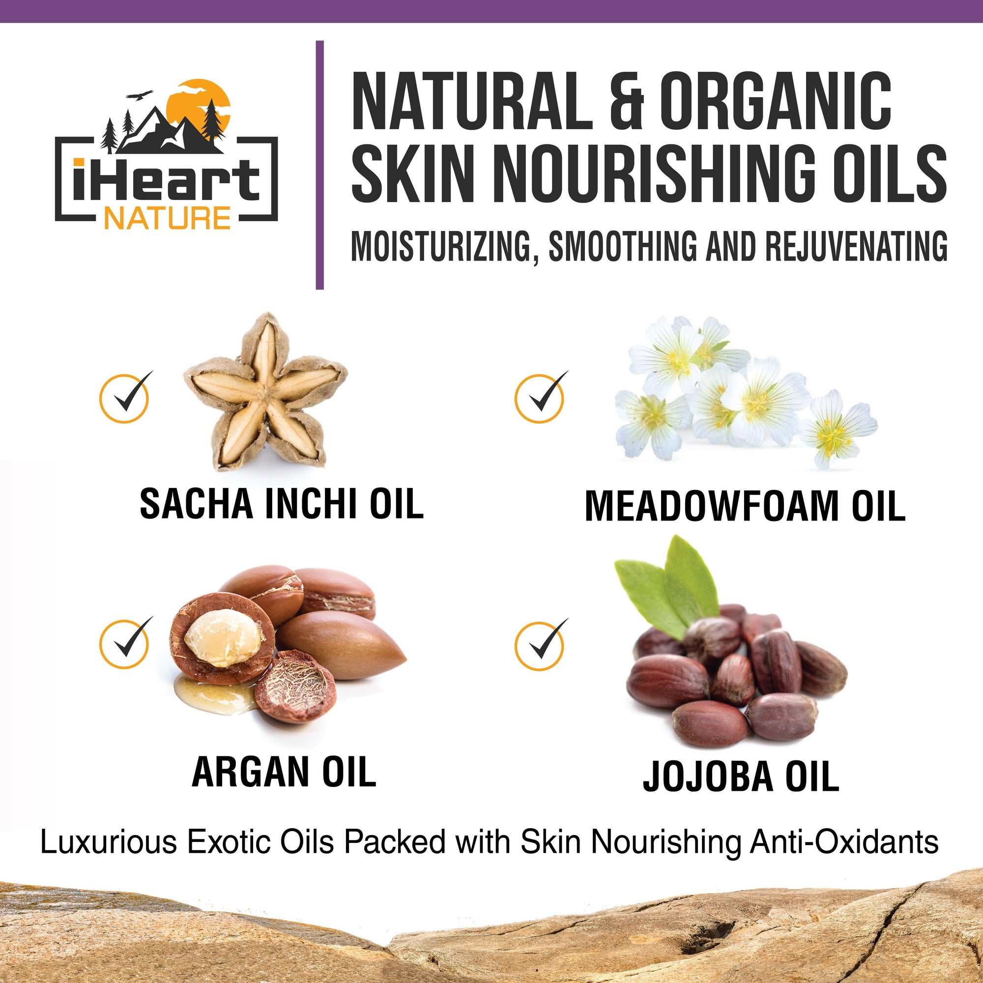 Lavender Cleansing Face Oil is The Best Oil For Oil Cleansing Method Formula - iHeart Nature