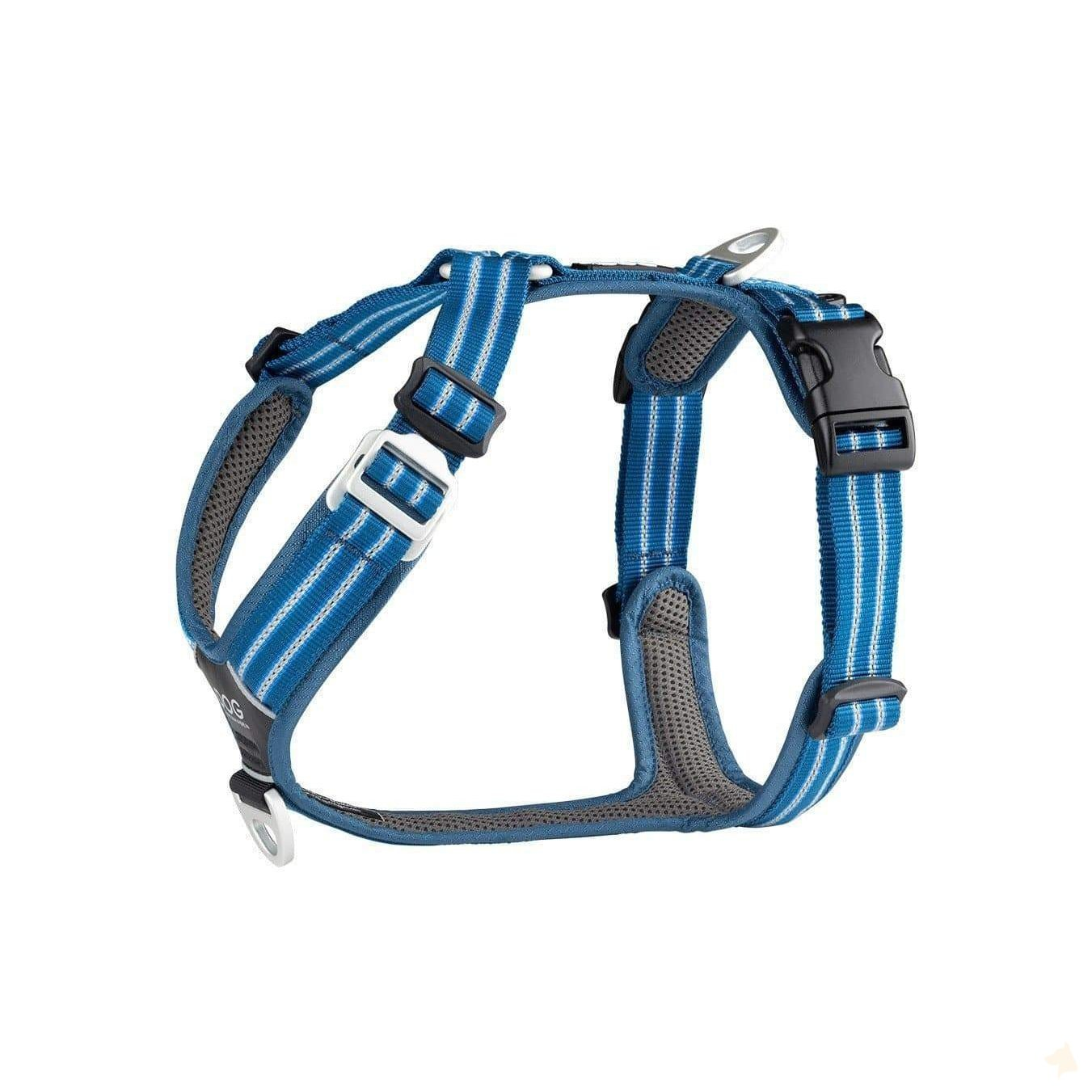 Geschirr Comfort Walk Air ™ - blau-Dog Copenhagen-athleticdog