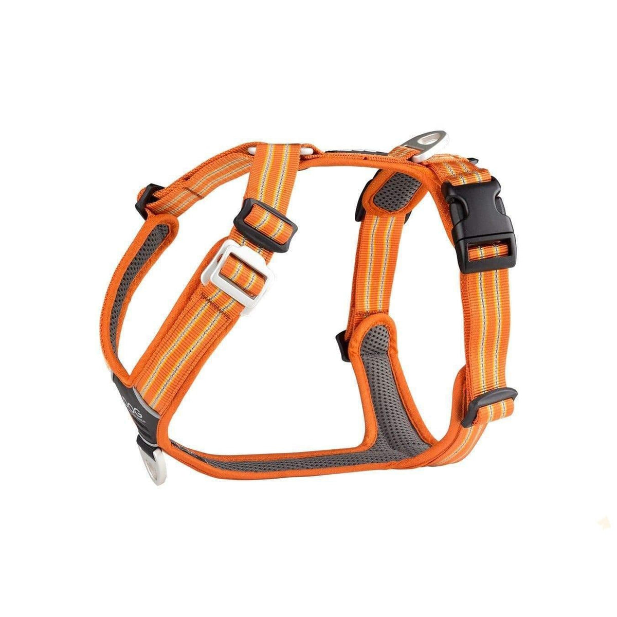 Geschirr Comfort Walk Air ™ - orange-Dog Copenhagen-athleticdog