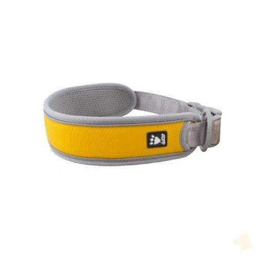 Halsband Adventure - gelb-Hurtta-athleticdog