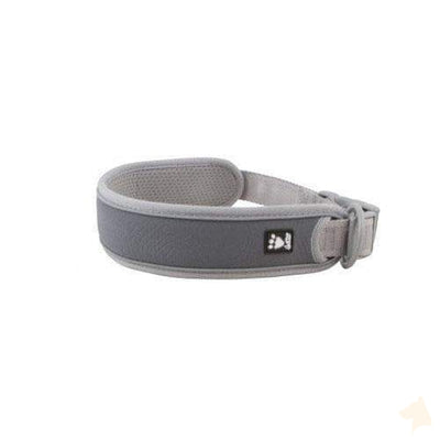 Halsband Adventure - grau-Hurtta-athleticdog