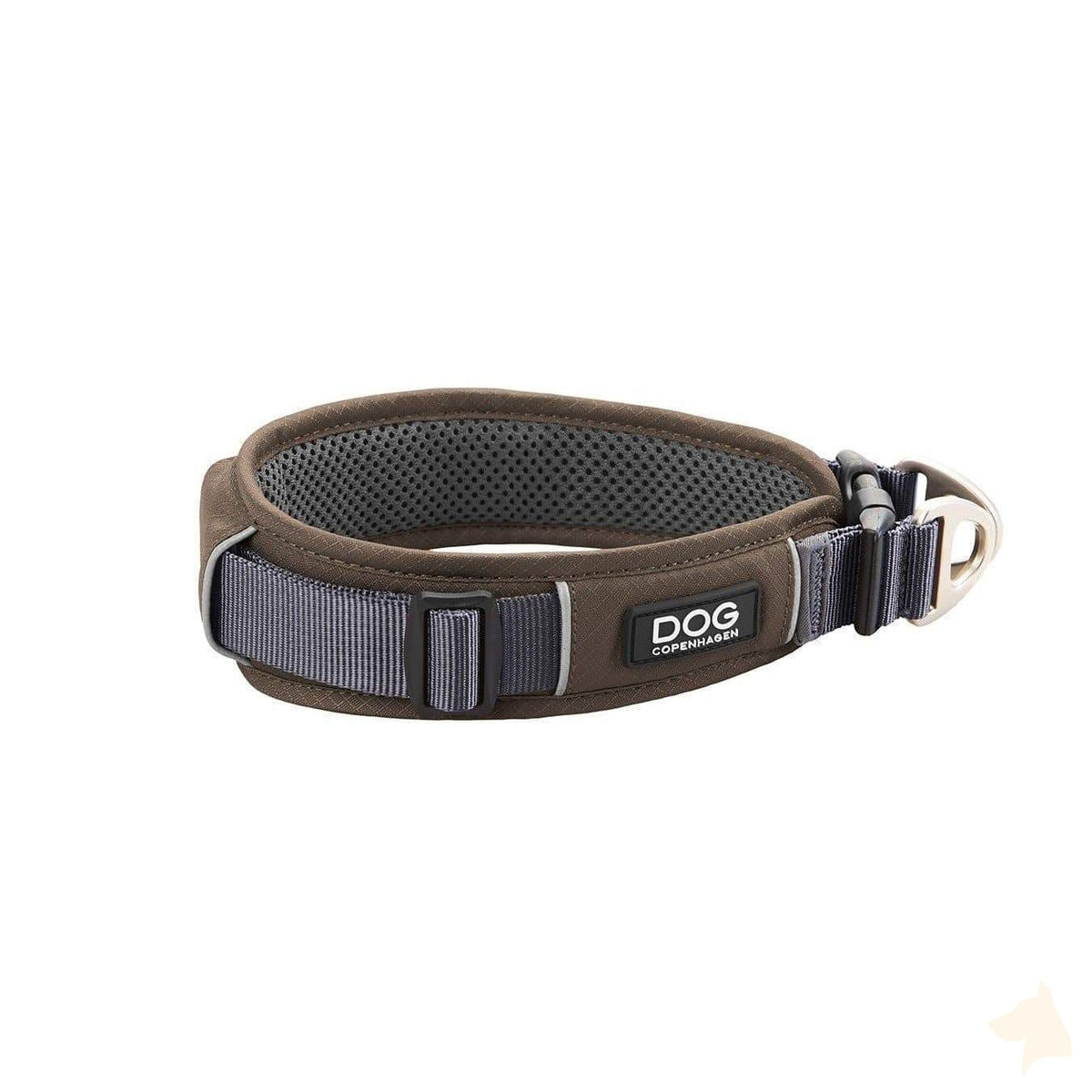 Halsband Urban Explorer™ - braun-Dog Copenhagen-athleticdog