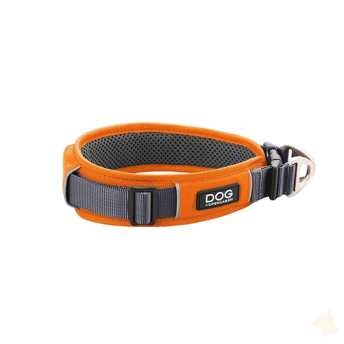 Halsband Urban Explorer™ - orange-Dog Copenhagen-athleticdog