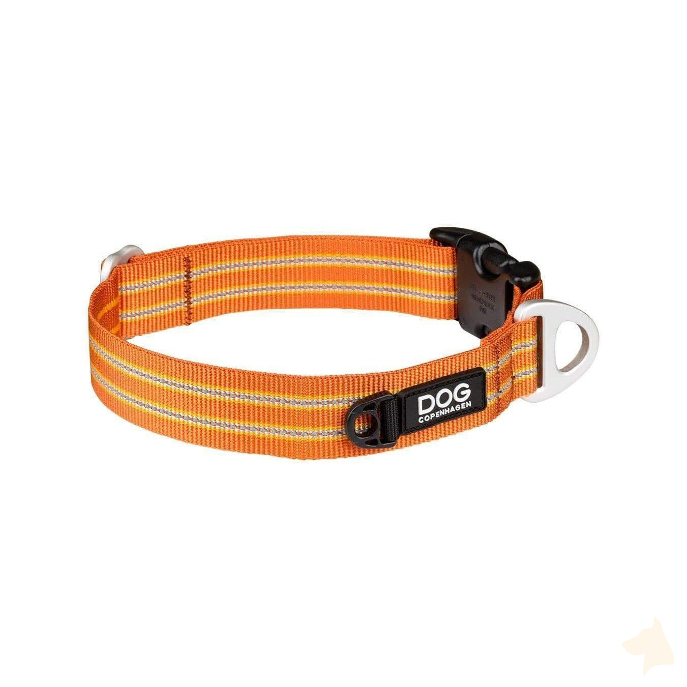 Halsband Urban Style - orange-Dog Copenhagen-athleticdog