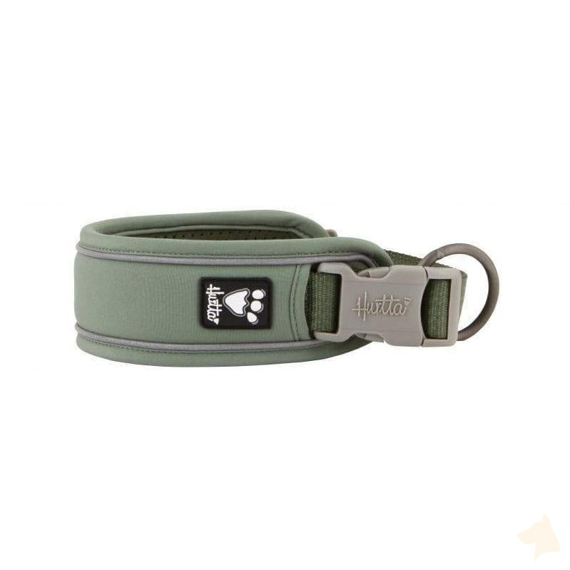 Halsband Weekend Warrior ECO - grün-Hurtta-athleticdog