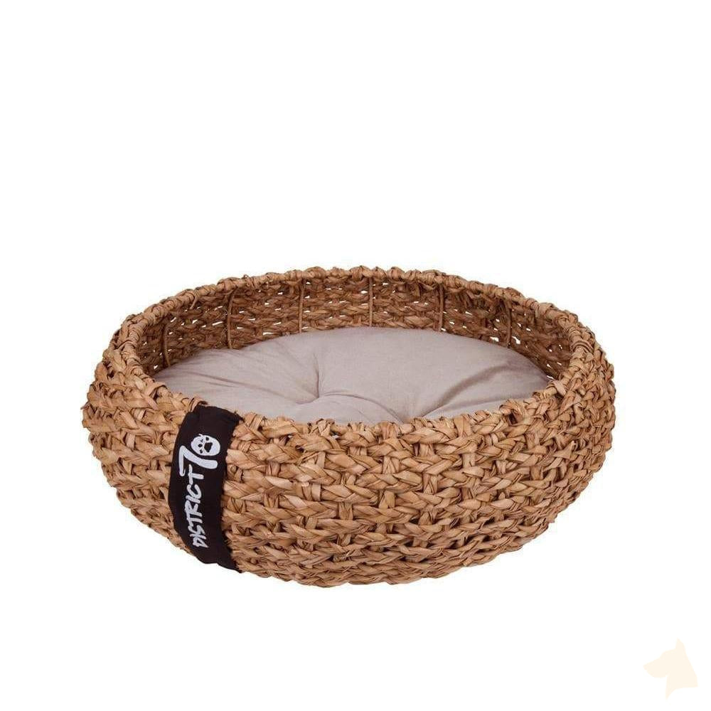 Hundebett Lounge - Rattan-District 70-athleticdog