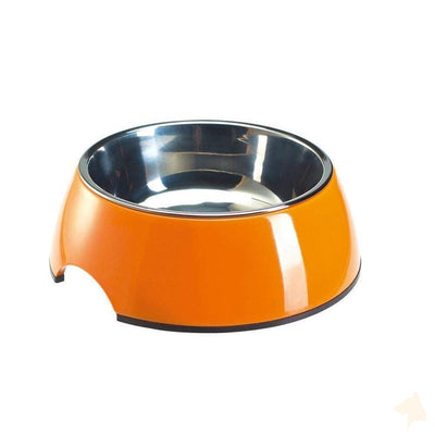 Hundenapf Smart Melamin - orange-Hunter-athleticdog