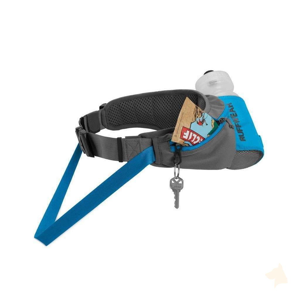 Jogginggurt Trail Runner™ - mit Trinkflasche-Ruffwear-athleticdog