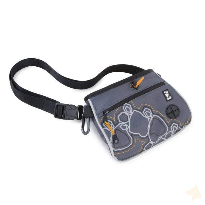 Leckerlibeutel Bounty Bag - grau-Hurtta-athleticdog