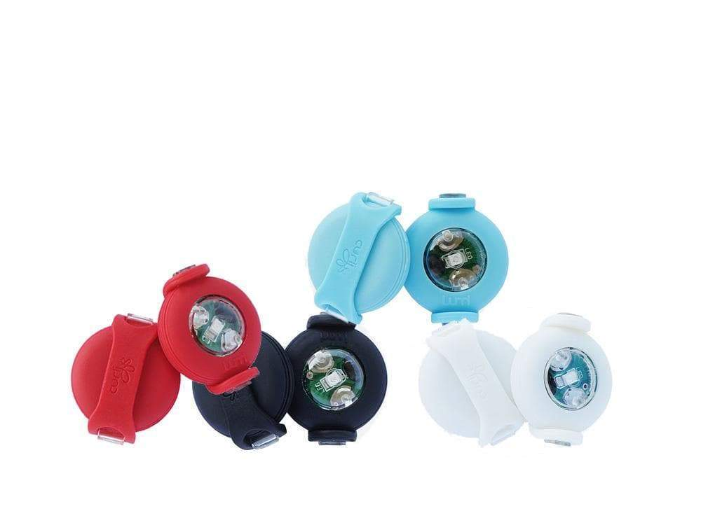 LED Sicherheitslicht Luumie 2er Set - blau-Curli-athleticdog