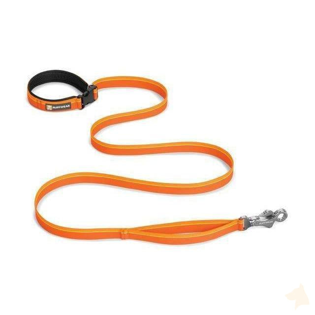 Leine Ruffwear Flat Out™ - orange-Ruffwear-athleticdog