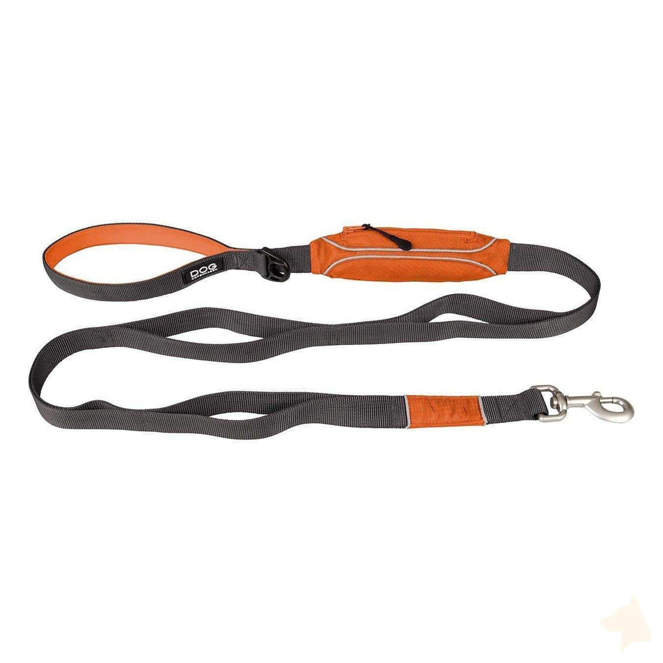 Leine Urban Trail™ - orange-Dog Copenhagen-athleticdog