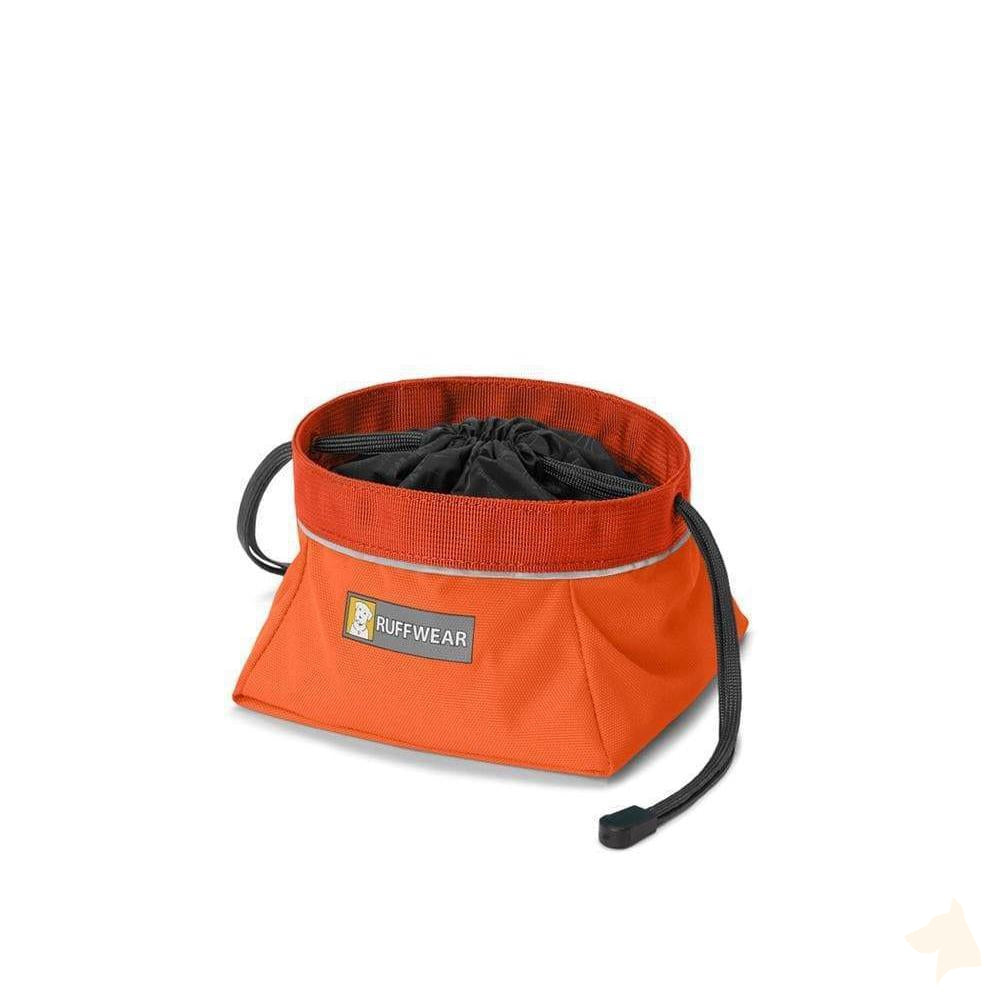 Reisenapf Quencher Cinch Top™ - pumpkin orange-Ruffwear-athleticdog