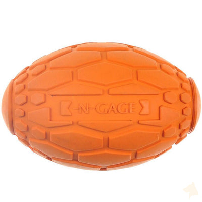 Spielzeug N-Gage Football Regular - orange-N-Gage-athleticdog