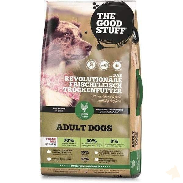 The GoodStuff Adult mit Chicken-THE GOODSTUFF-athleticdog