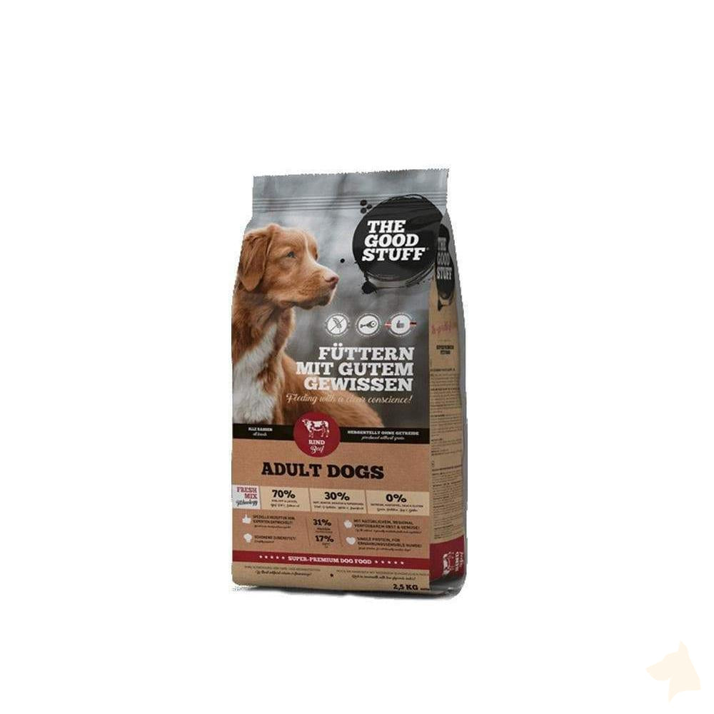 The GoodStuff Adult mit Rind-THE GOODSTUFF-athleticdog
