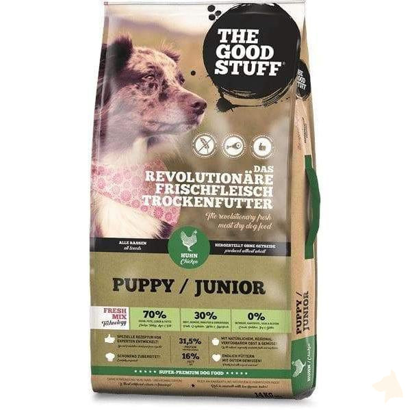 The GoodStuff Welpe/Junior mit Chicken - 12.5kg-THE GOODSTUFF-athleticdog