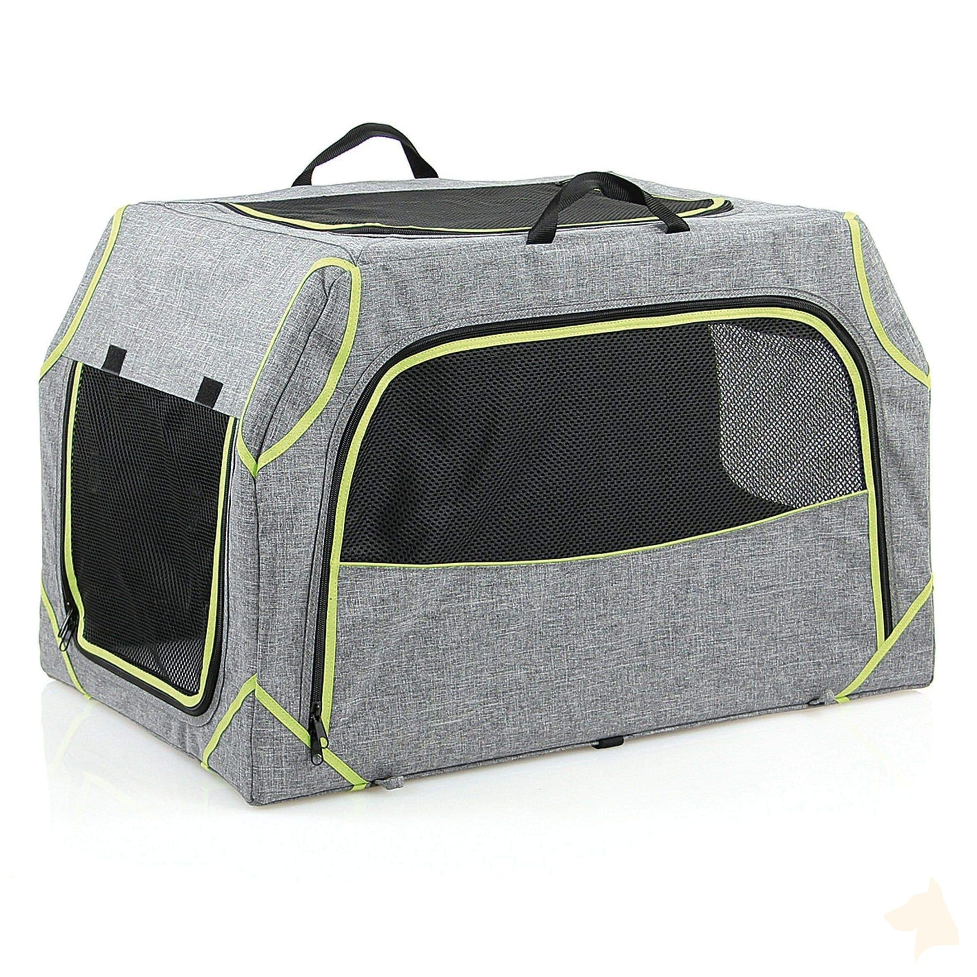 Transportbox Apox - grau-SwissPet-athleticdog