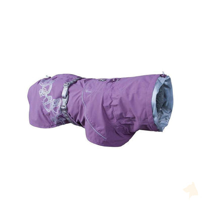 Wintermantel Drizzle - violett-Hurtta-athleticdog