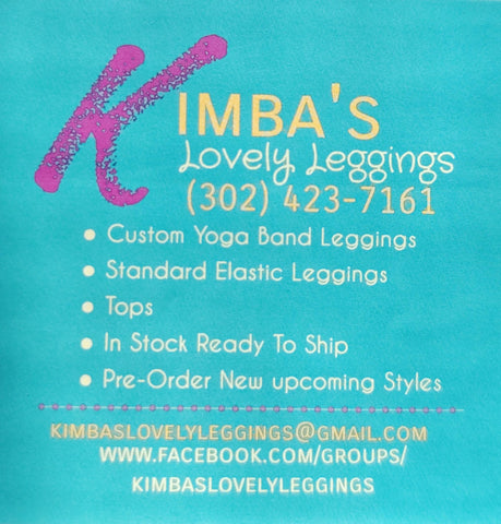 Kimba's Lovely Leggings and More