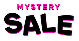 Mystery Graphic Tee Sale