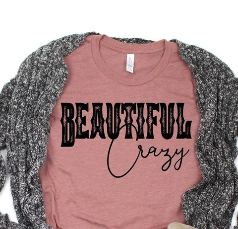 20-014 -179 - Beautiful Crazy - Due 5/9 *Pre-Order*