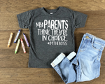 20-015 - 191 - Parents Think They're In Charge - Due 5/16 *Pre-Order*