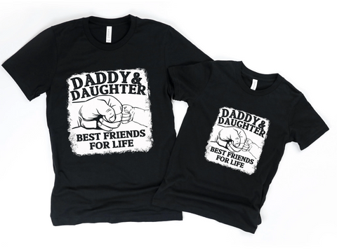 20-015 - 197 - Daddy and Daughter - Due 5/16 *Pre-Order*