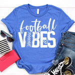 20-024 - 396 - Football Vibes - *Pre-Order* - Screen Print - Due 8/9