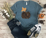 20-024 - 397 - Leopard Pumpkin - *Pre-Order* - Screen Print - Due 8/9