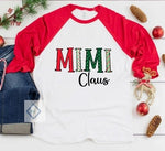 20-031 - 576 - Mimi Claus  - *Pre-Order* - Screen Print - Due 10/4