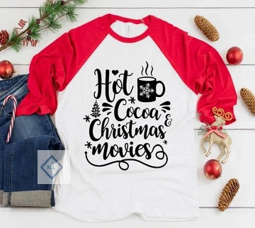 20-031 - 578 - Hot Cocoa Christmas - *Pre-Order* - Screen Print - Due 10/4