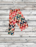 5953 - Multi-Colored Chevron